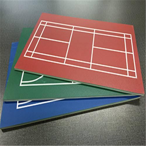 上海硅pu网球场