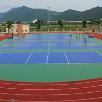 上海幼儿园塑胶跑道