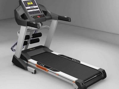 电动升降跑步机家用款多功能电动超静音可折叠健身