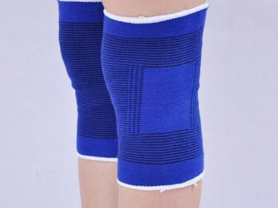 户外运动护具四弹簧可定制运动护膝 体育用品护膝登山护膝