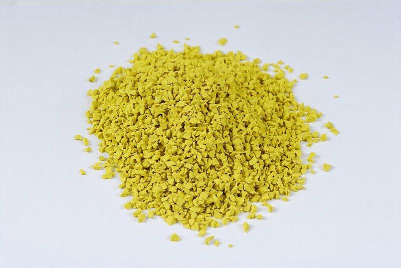 EPDM彩色颗粒黄