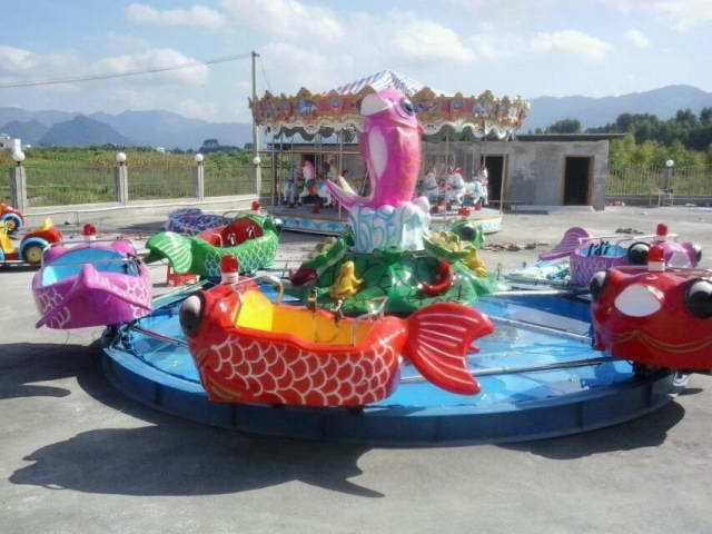 游乐园设备玩具