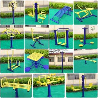 室外健身器材户外小区公园广场慢步机老年人体育用品