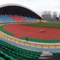 济南体育场塑胶工程
