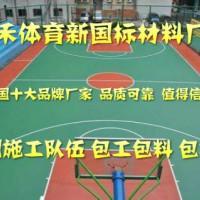 宿城塑胶篮球场
