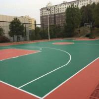 硅pu篮球场特点