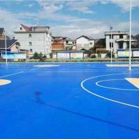 南京丙烯酸球场施工有几大步骤,你了解吗?