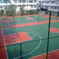 硅PU材料硅pu球场